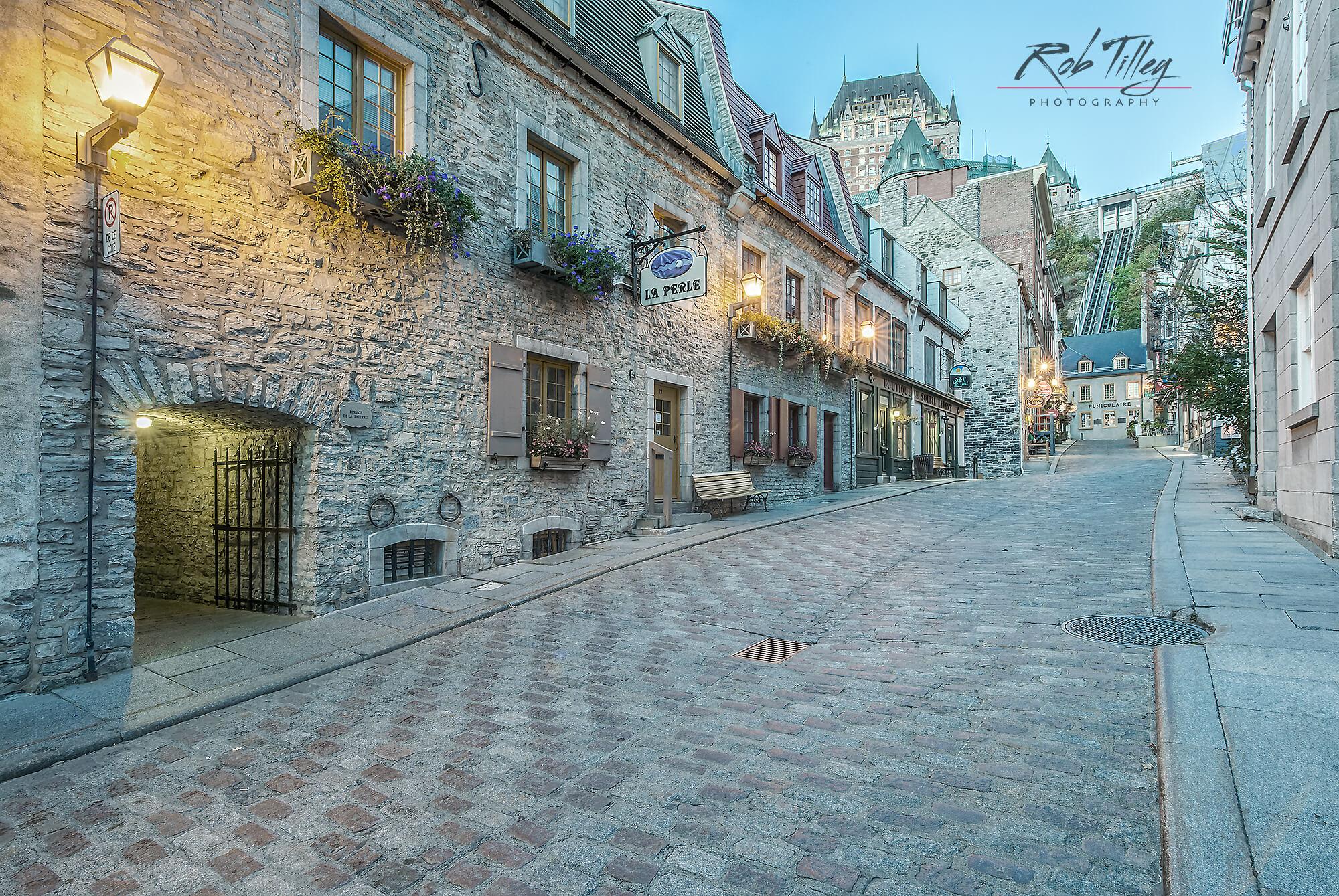 Quebec City Old Town I
