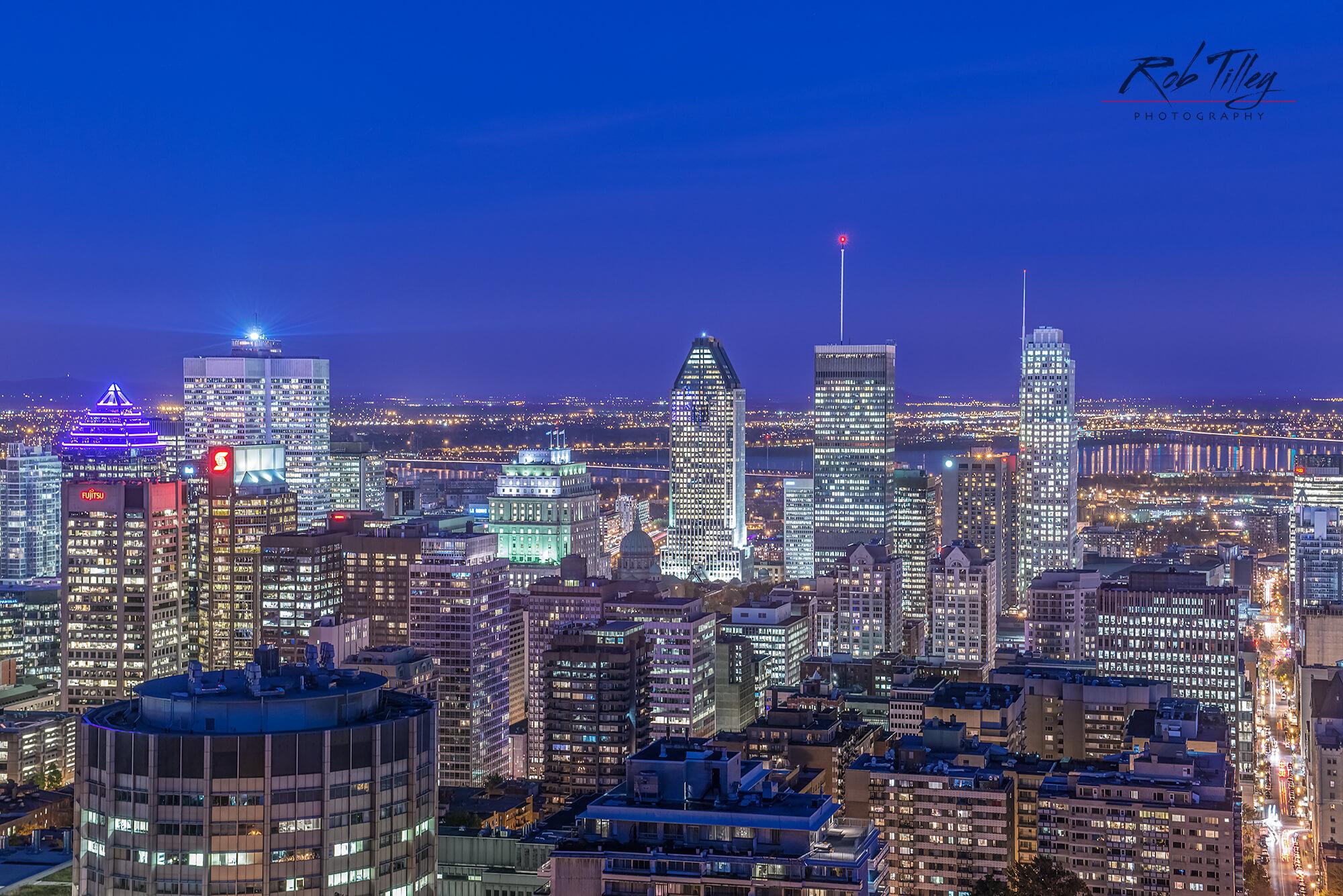 Twilight Montreal