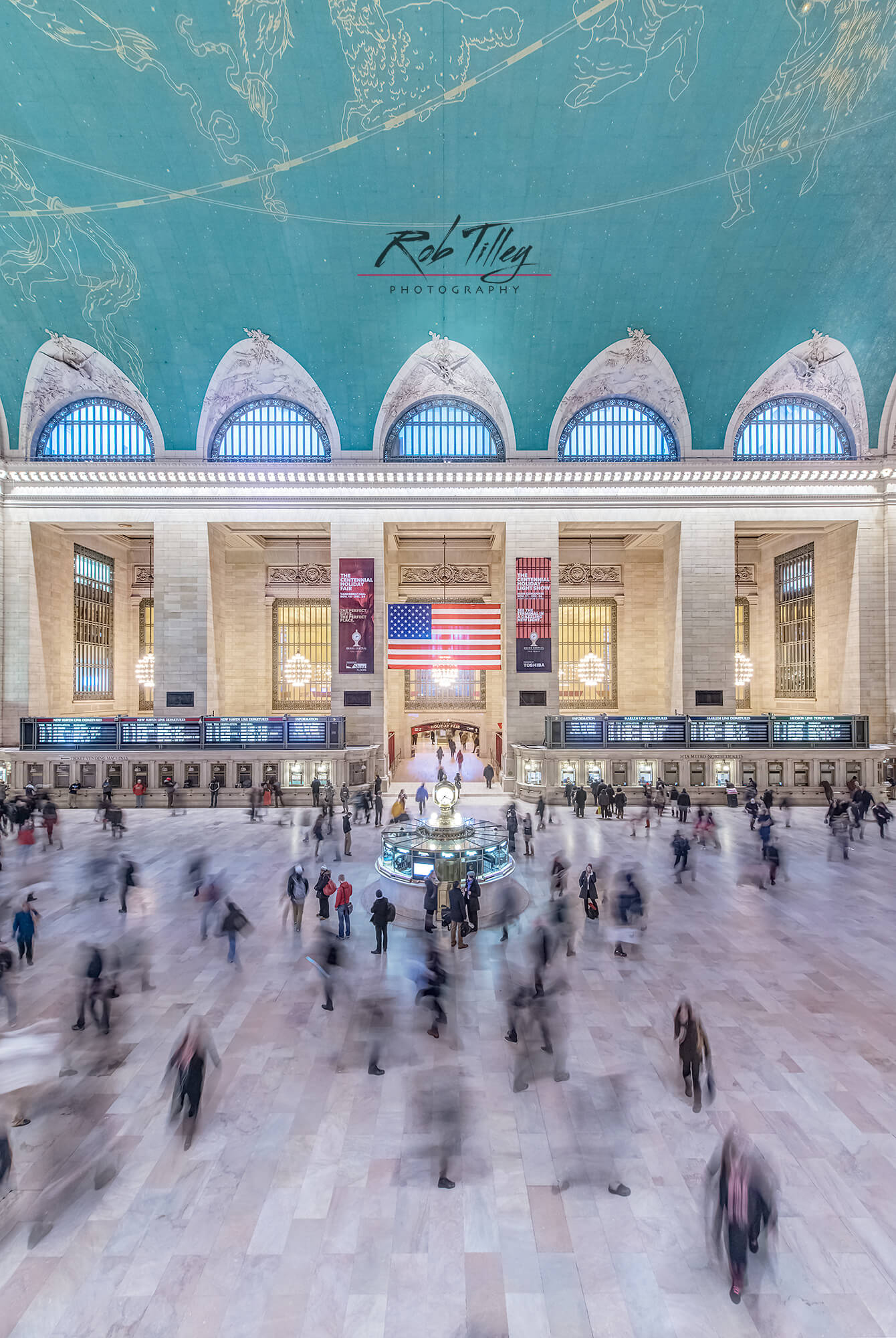 Grand Central Rush Hour II
