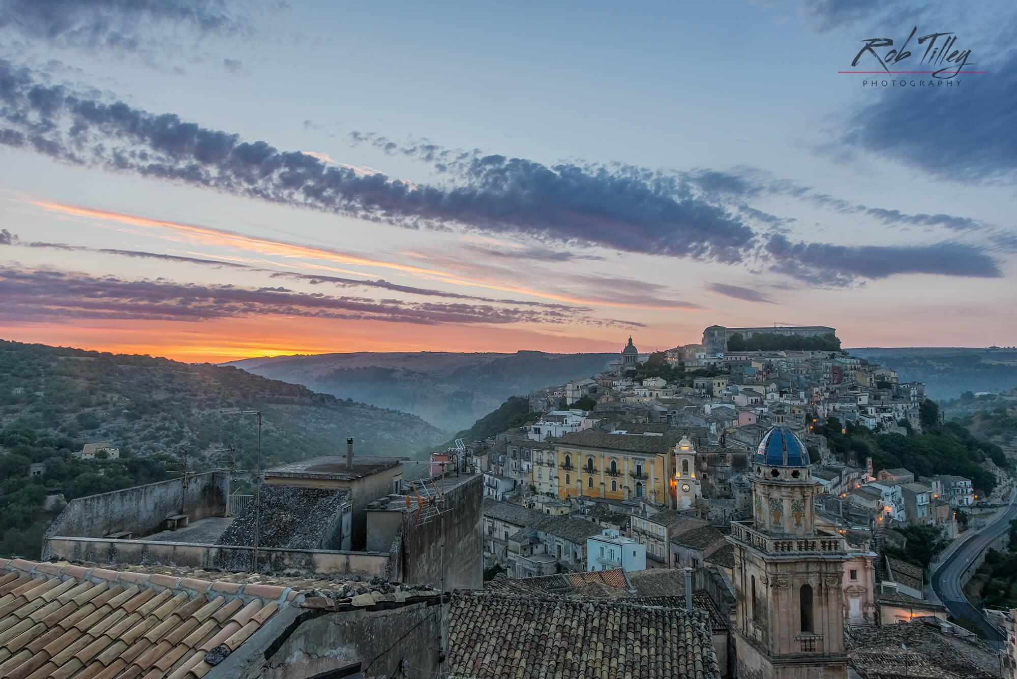 Ragusa Sunrise