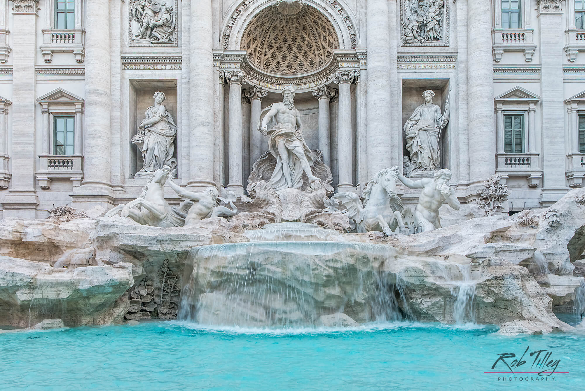 Trevi Fountain I