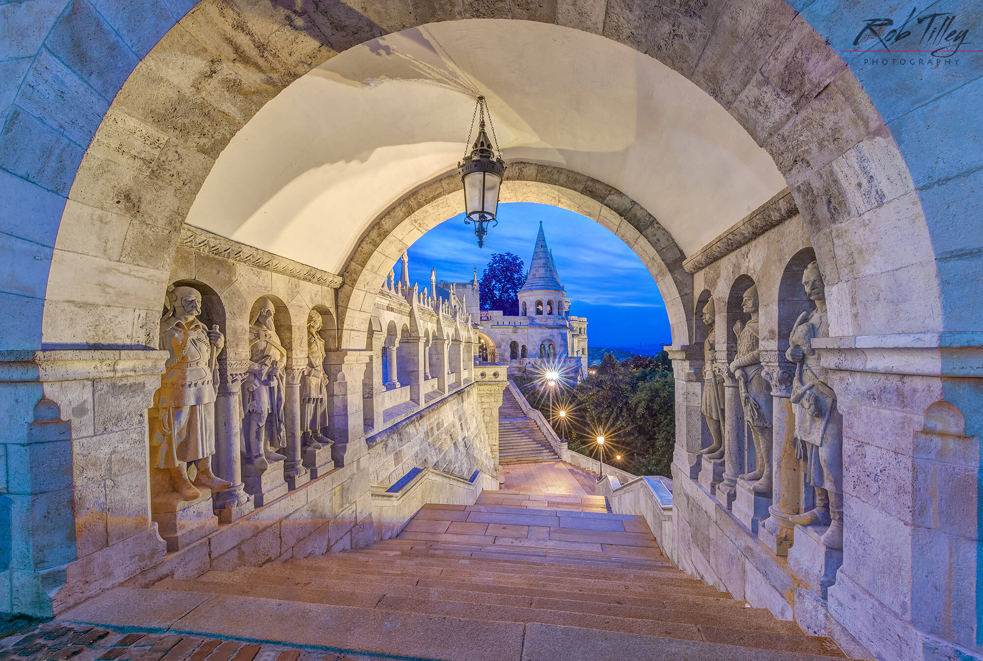 Twilight Fishermans Bastion I