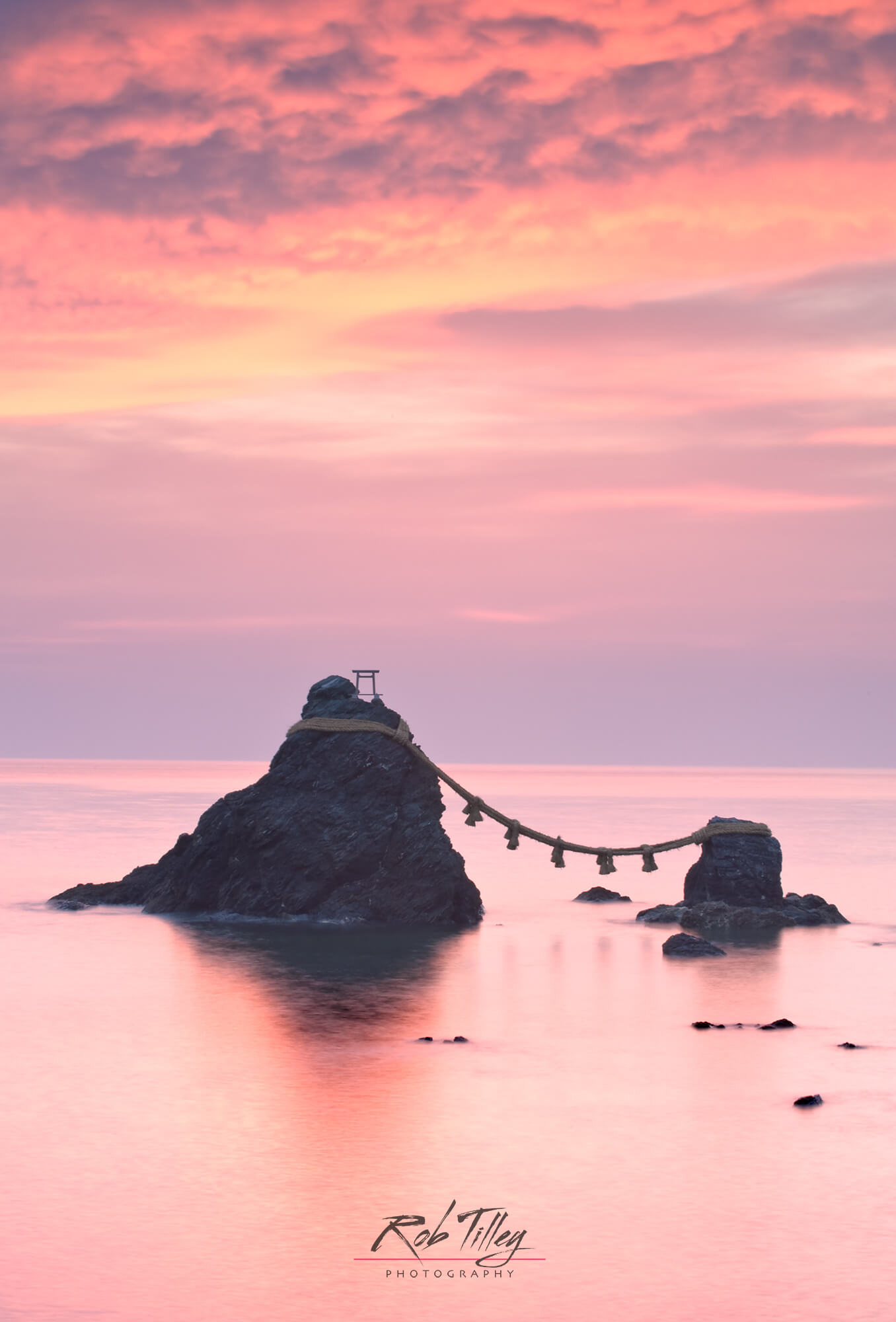 Wedding Rocks Dawn I