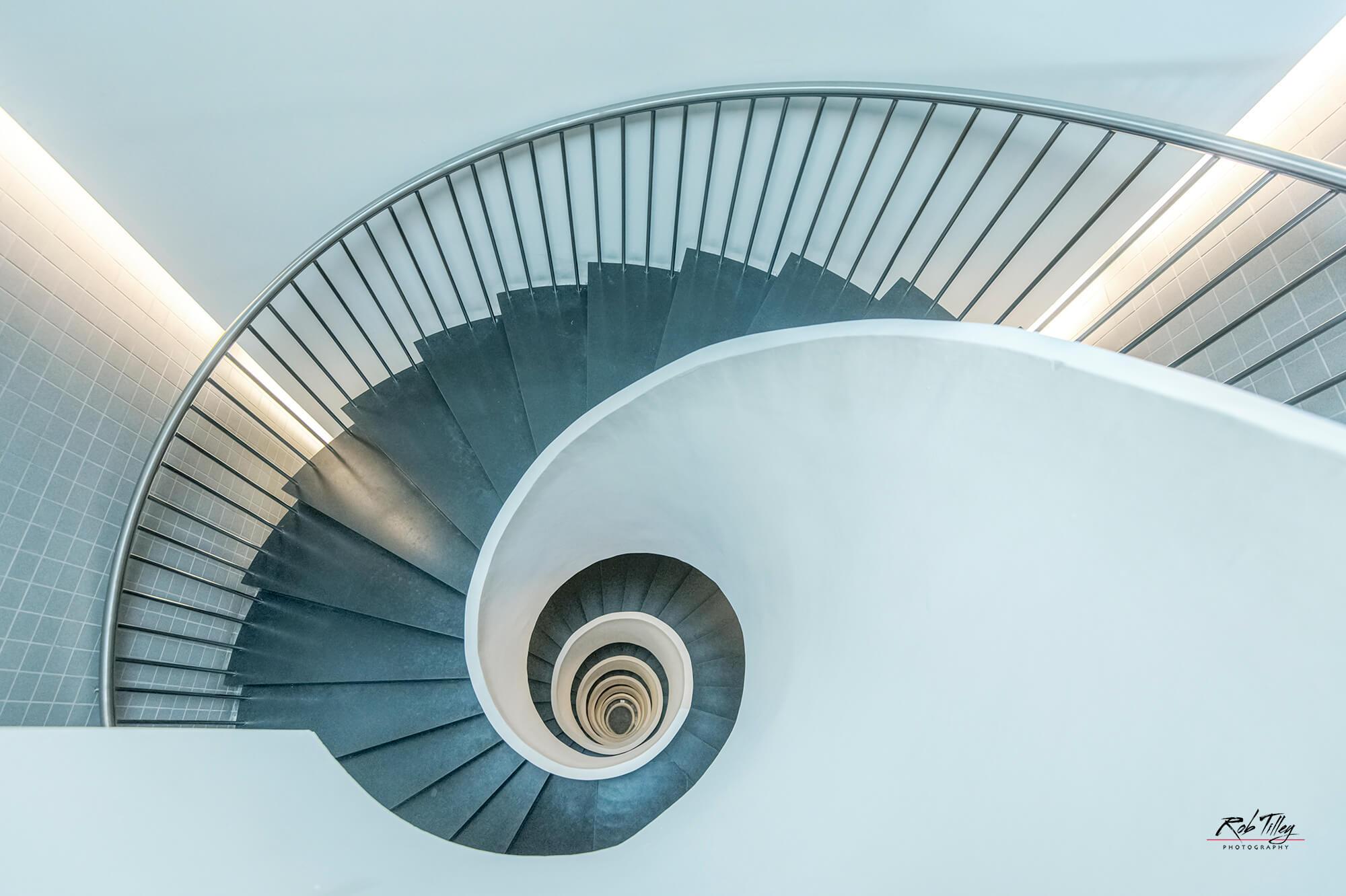 Hotel Staircase III