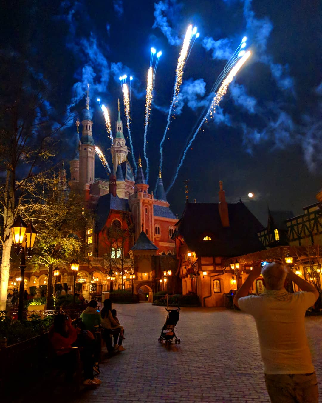 2. Fireworks -