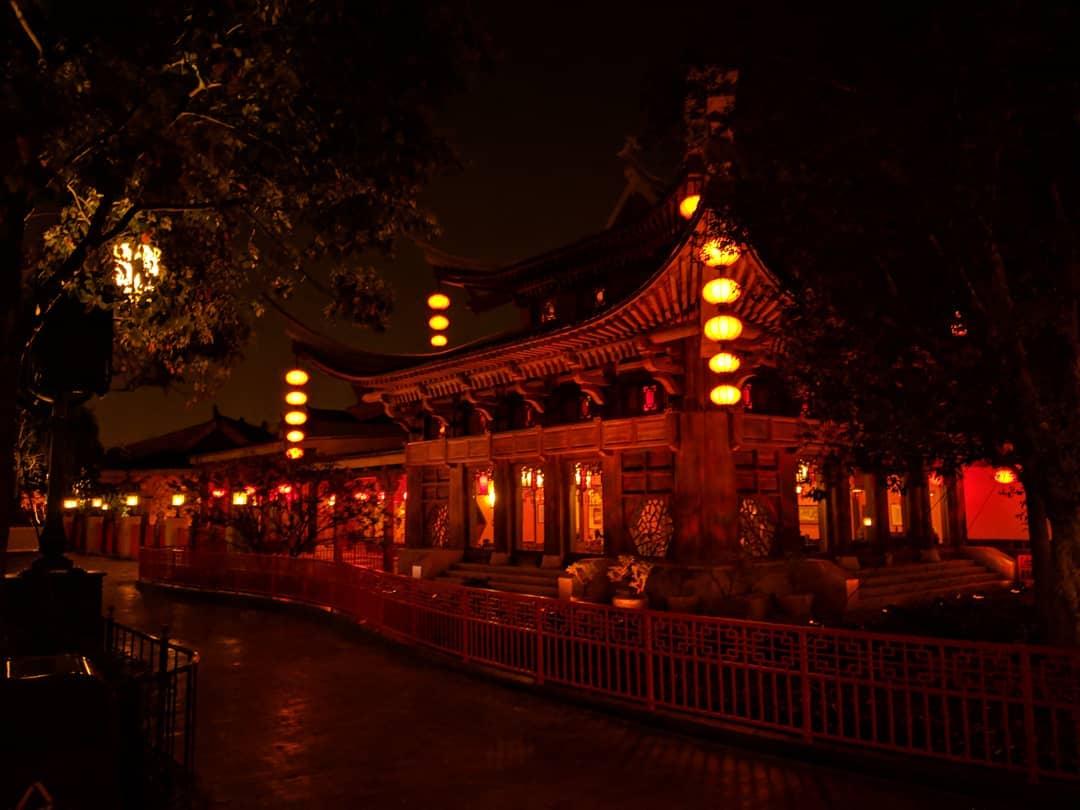 4. Wandering Moon Restaurant -