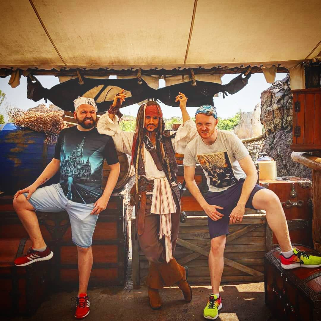 5. Pirates! -