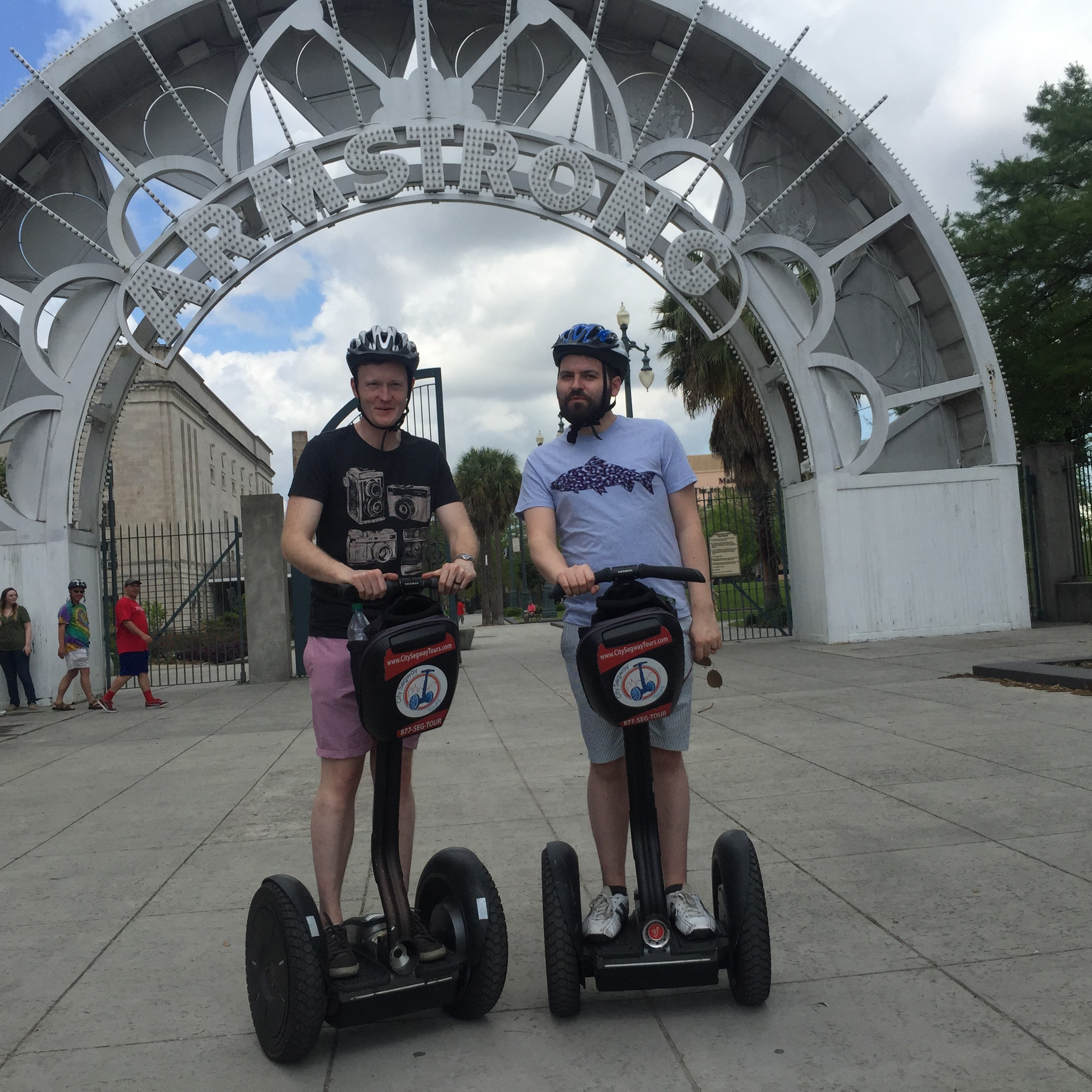 New Orleans was another great trip for Segway