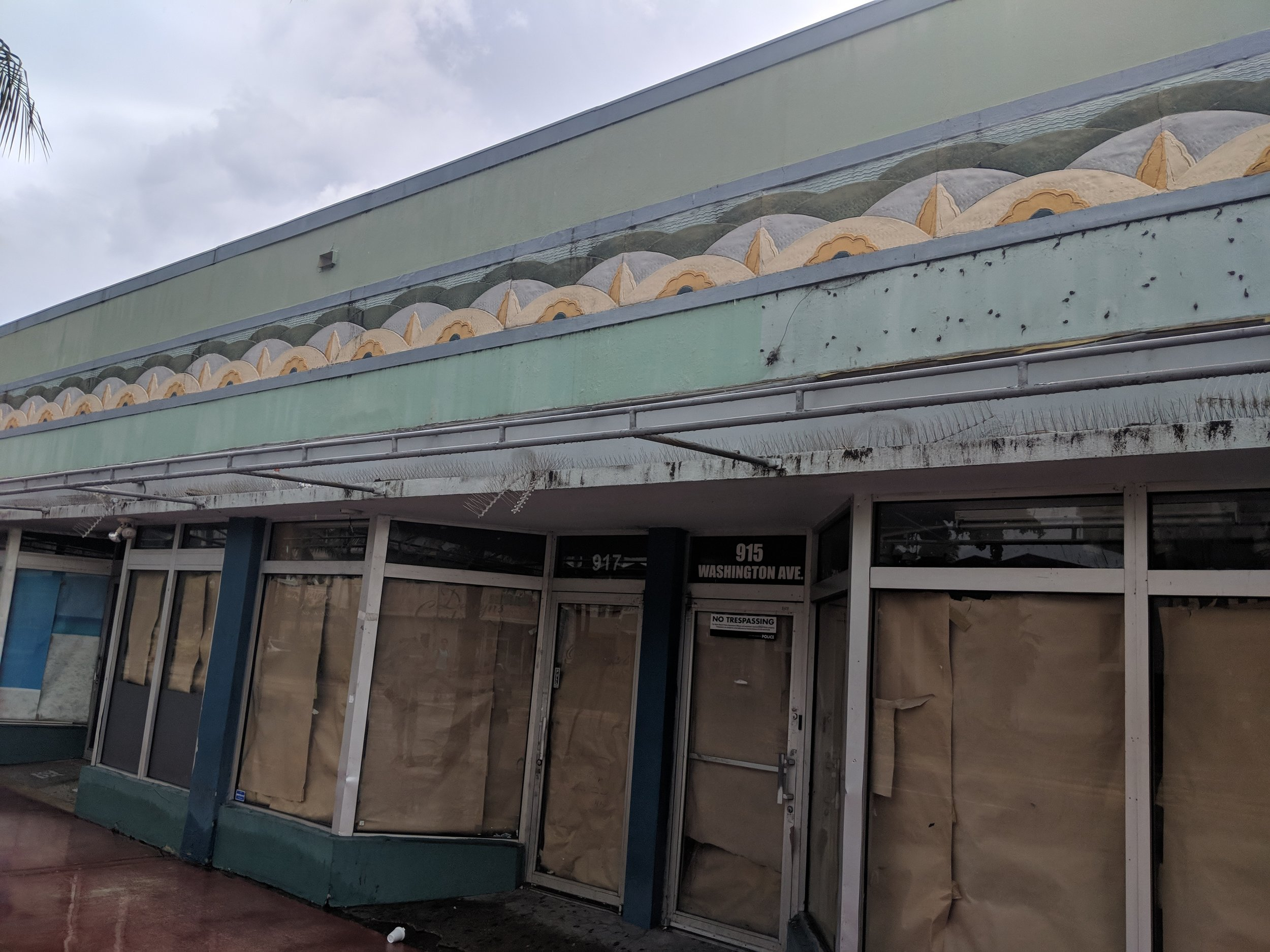 - Another queer-friendly shop bites the dust. Leonard Horowitz's iconic colour palette still shines proudly however.