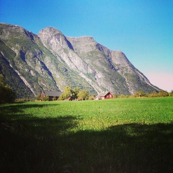 Eidfjord – land of trolls…or troll rocks!