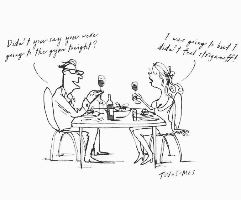 The Twosomes, illustration by Simon Pilsbury - www.studiospilsbury.com