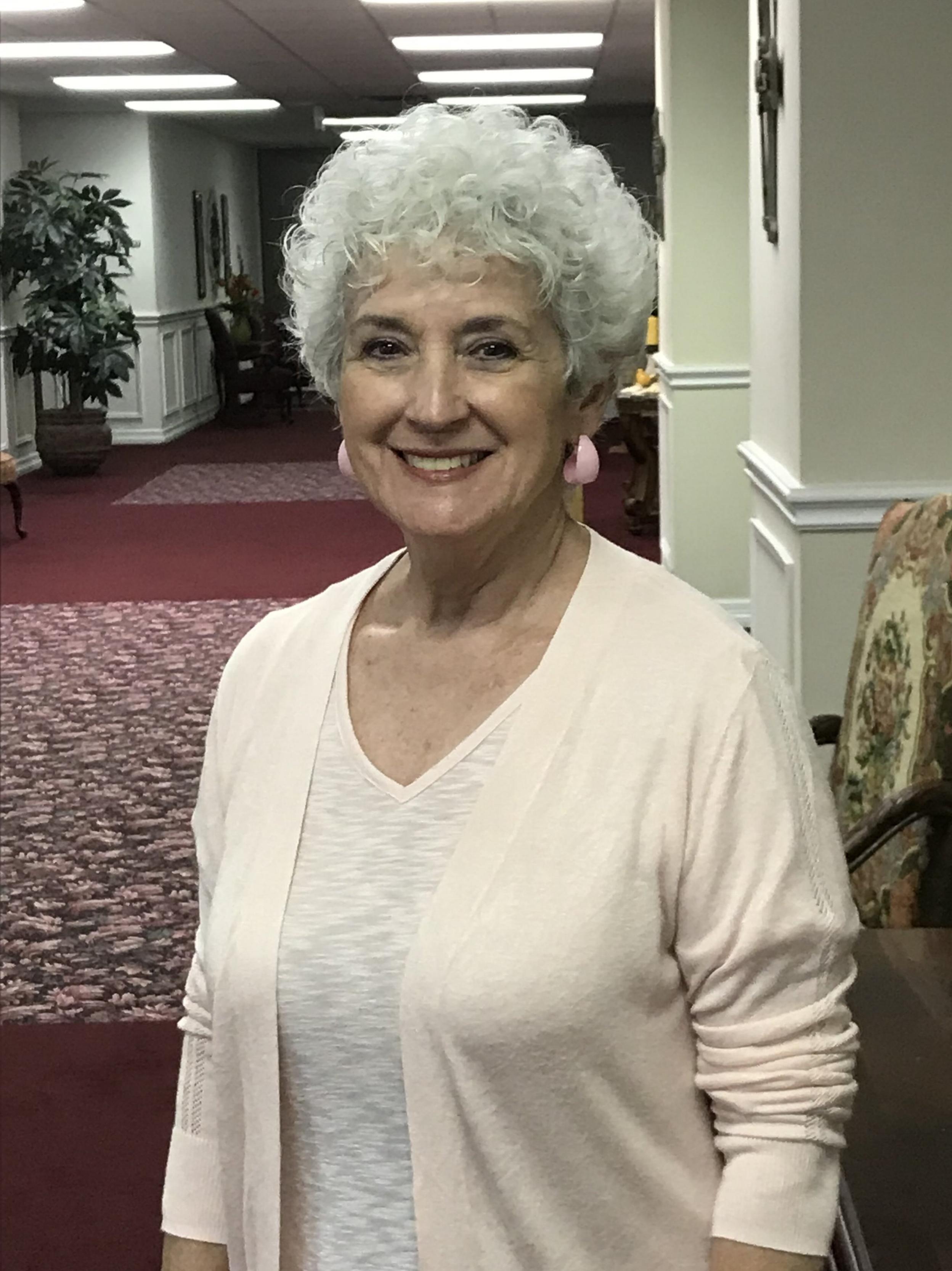 Debbie Reed | Music Secretary