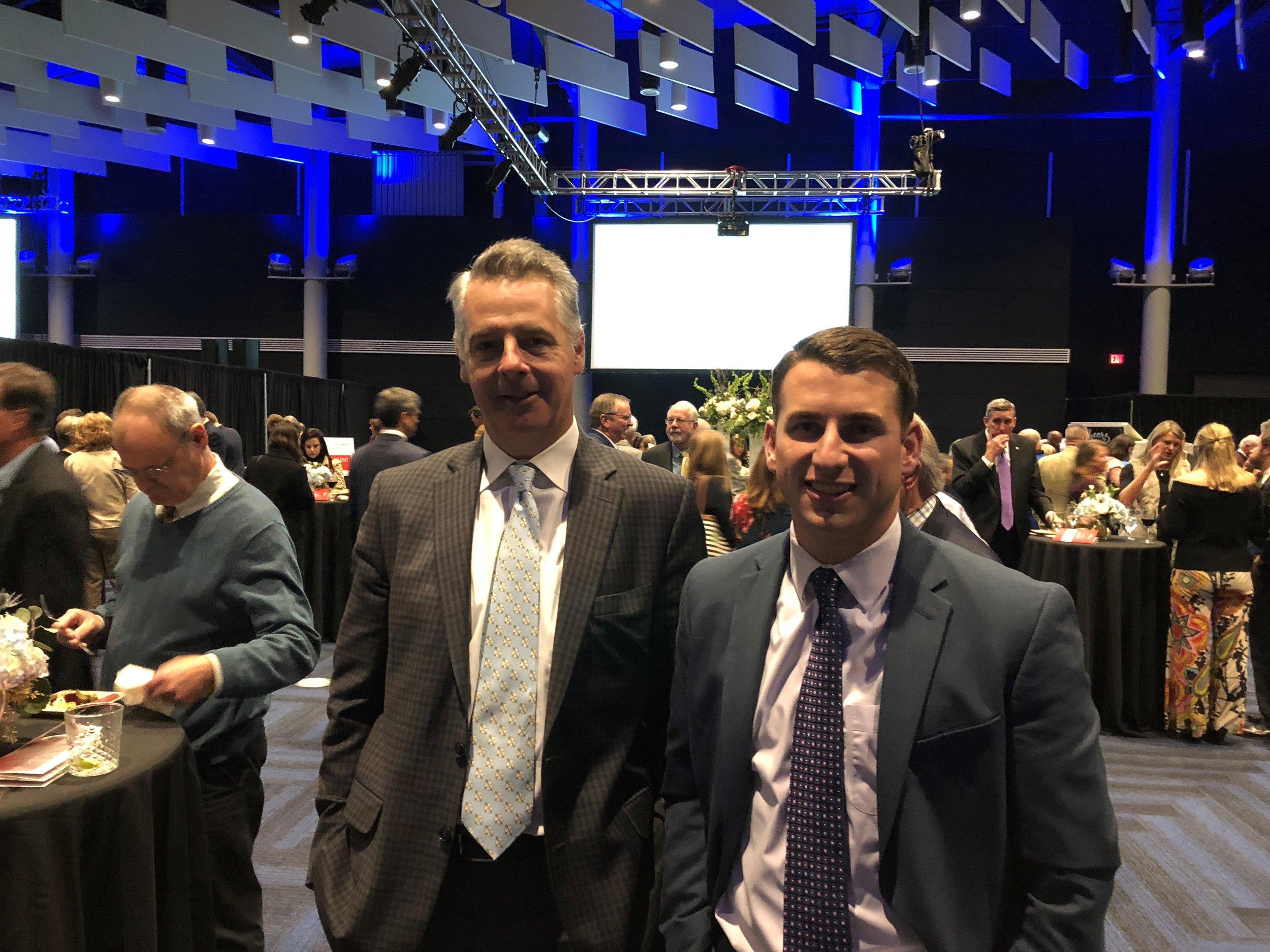 TD&Co's Jack Kasprzak, CIO (left) and Brant Jones, CFP® (right)