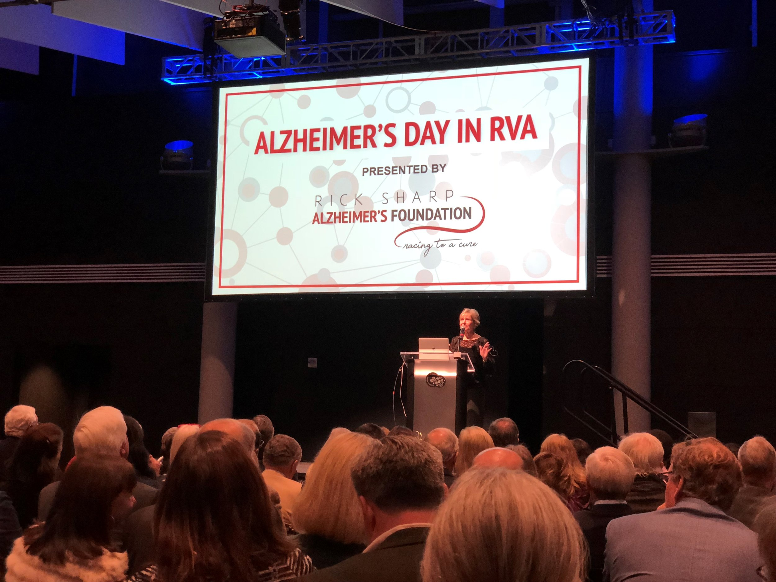 Sherry Sharp, founder of Rick Sharp Alzheimer's Foundation