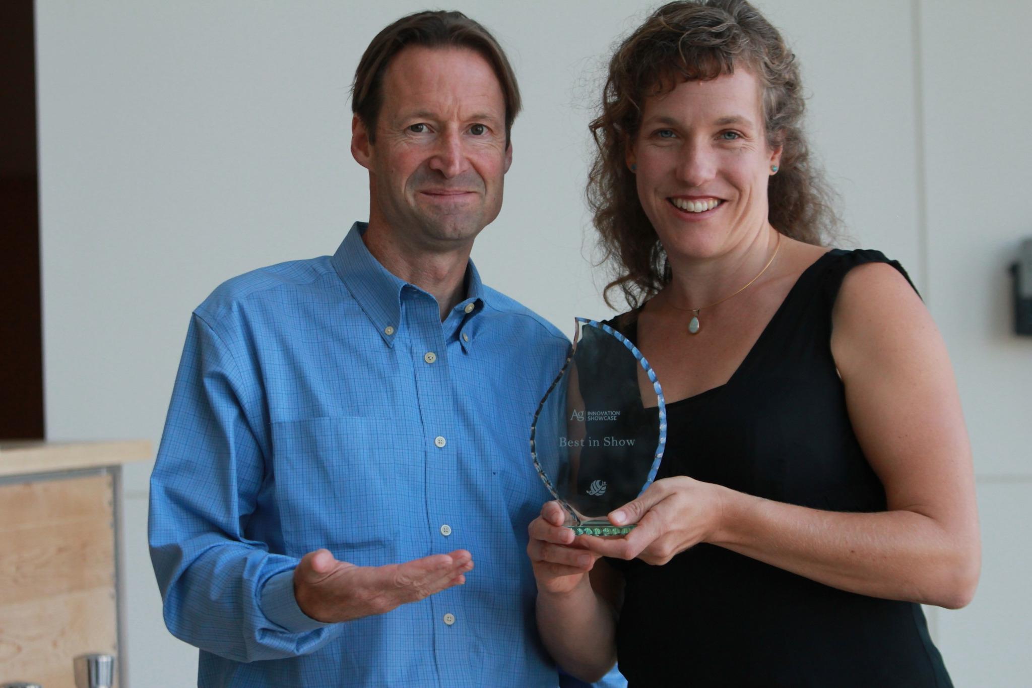 People's choice award -