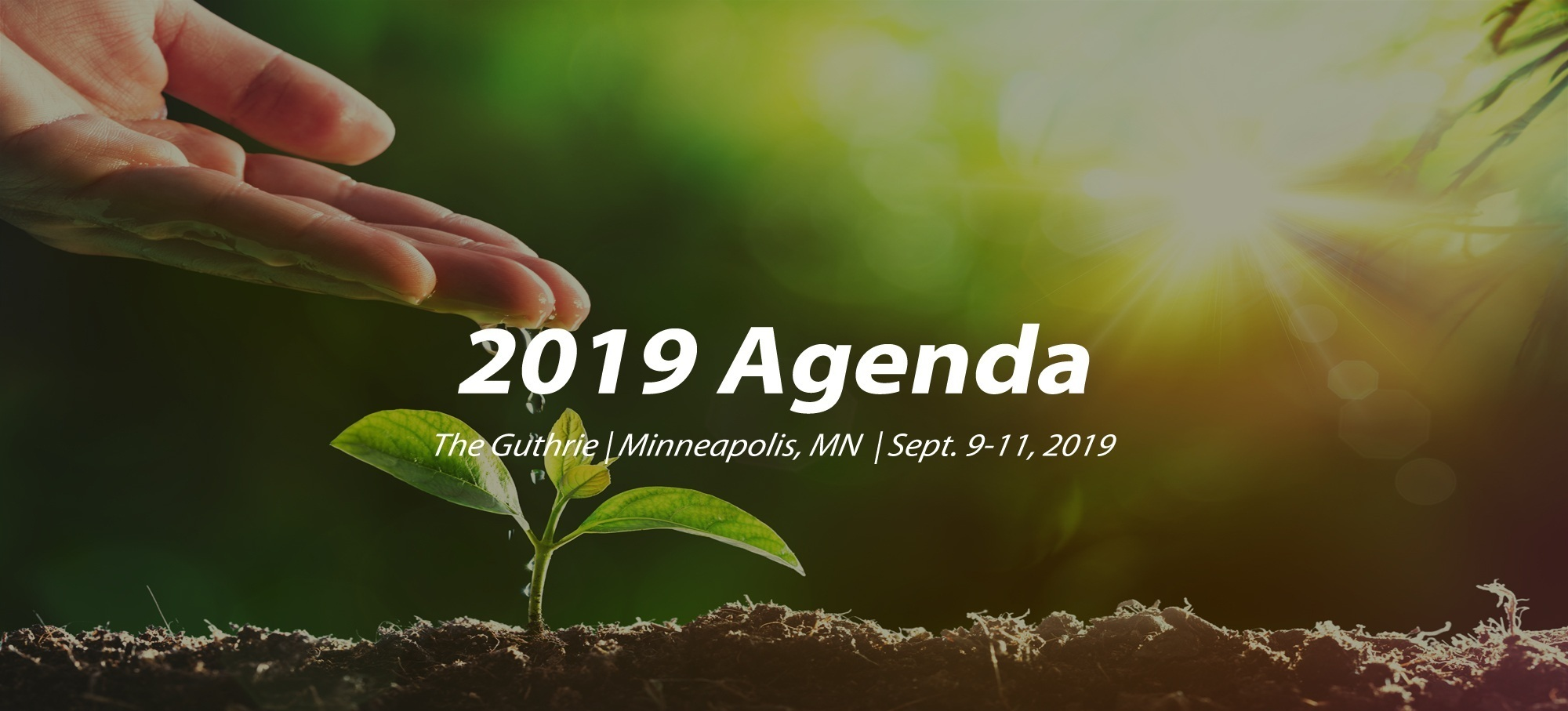 2019 Agenda — Ag Innovation Showcase