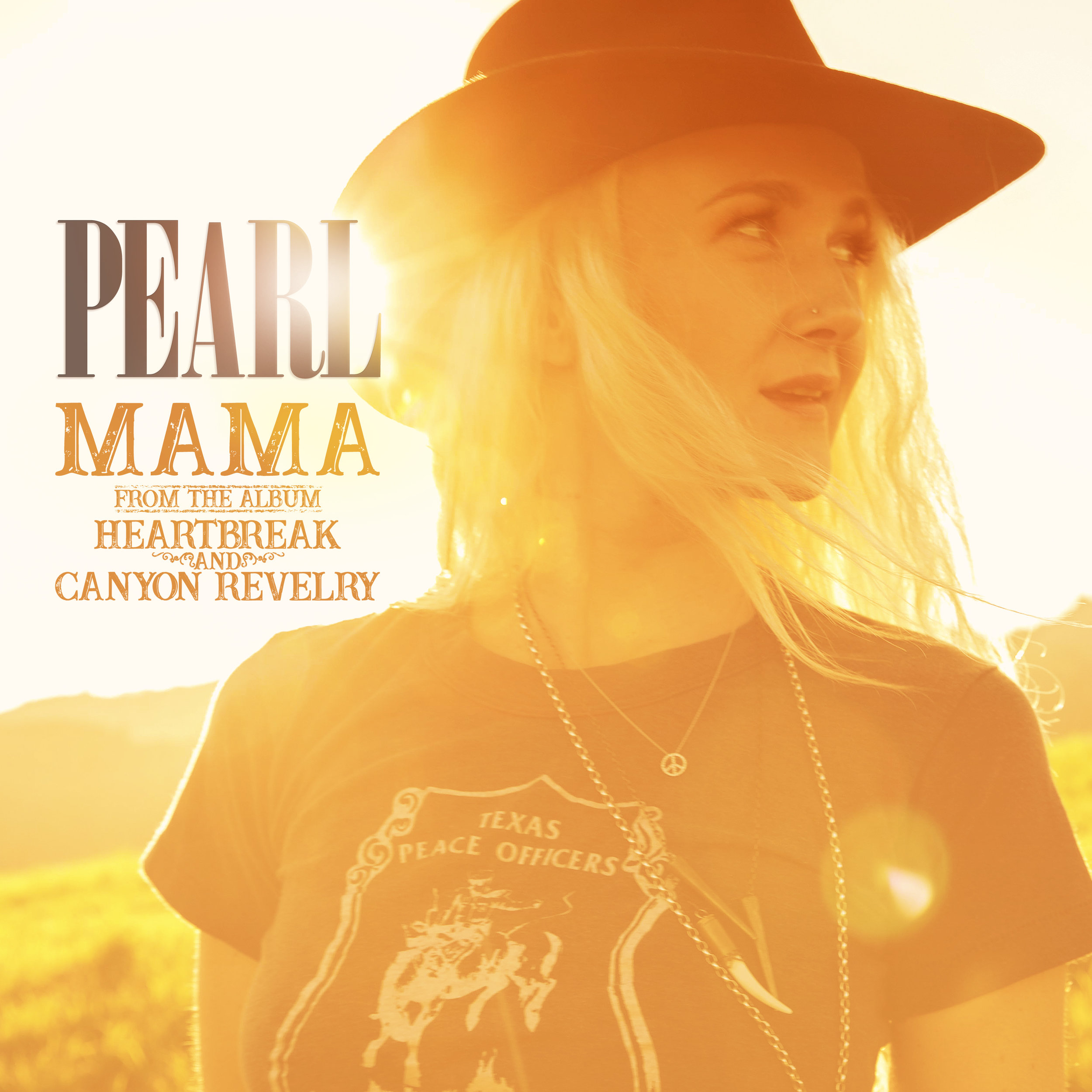 'Mama' Out Now! - Pearl's debut single off of his forthcoming record, 'Heartbreak and Canyon Revelry' (June 15th release) is out now! Click below to Stream / Purchase!
