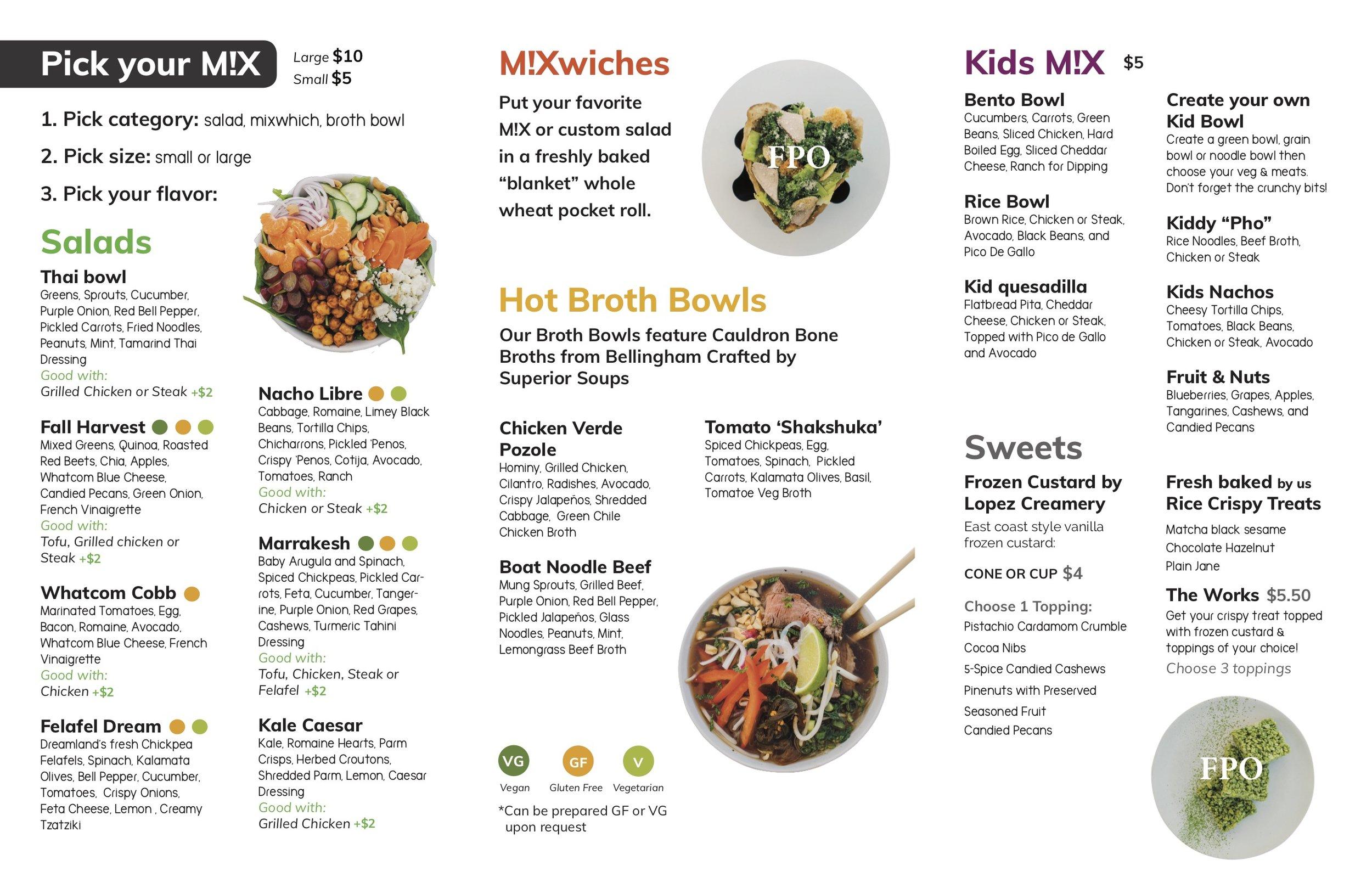 *Inside of the M!X menu
