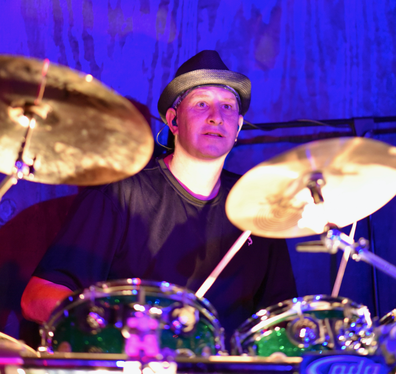 Drums  Brian Frew