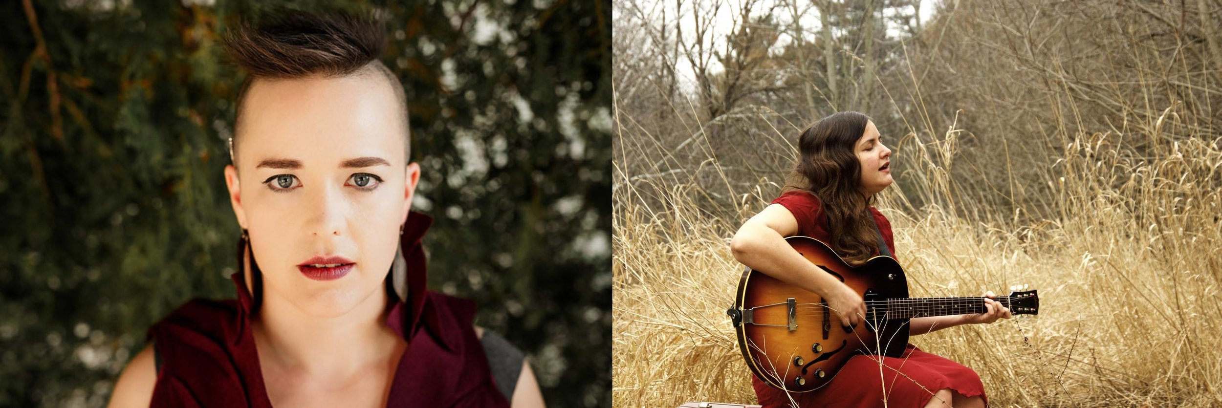 Raine Hamilton & Abigail Lapell - Acclaimed folk singer-songwriters Raine Hamilton and Abigail Lapell—two of Canada's most up and coming names in the folk music scene—present an evening of great music as part of their extensive East Coast tour.JUNE 2019, HALIFAX