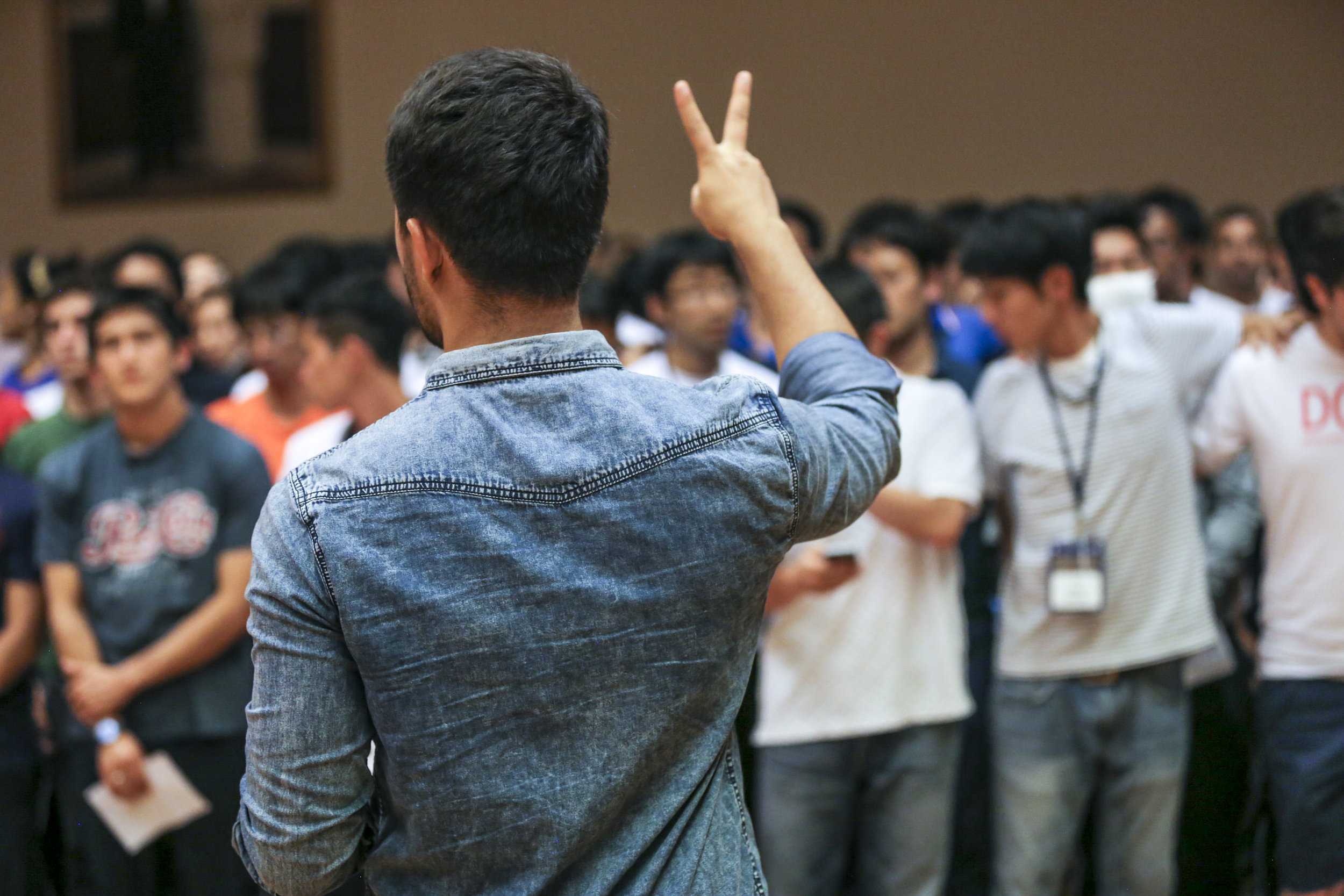 <strong>Youth Ministry</strong>Middle school and high school!