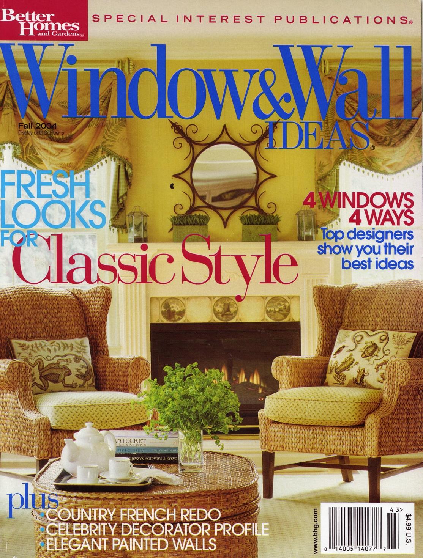 Windows & Walls Magazine