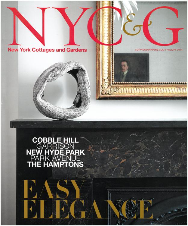New York Cottages & Gardens Magazine