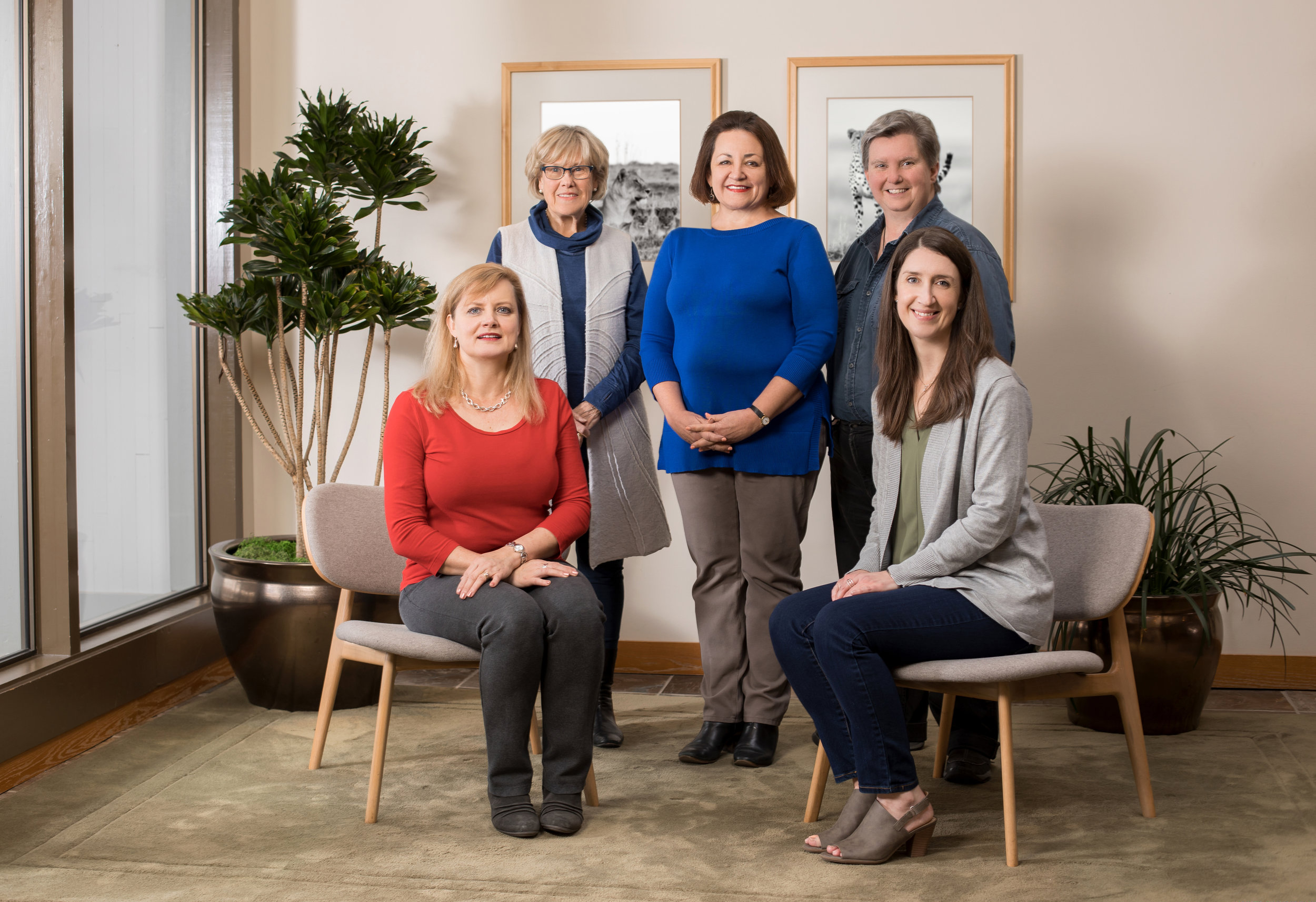 Team Everett marysville bellingham headshot outdoor natural light business linkedin