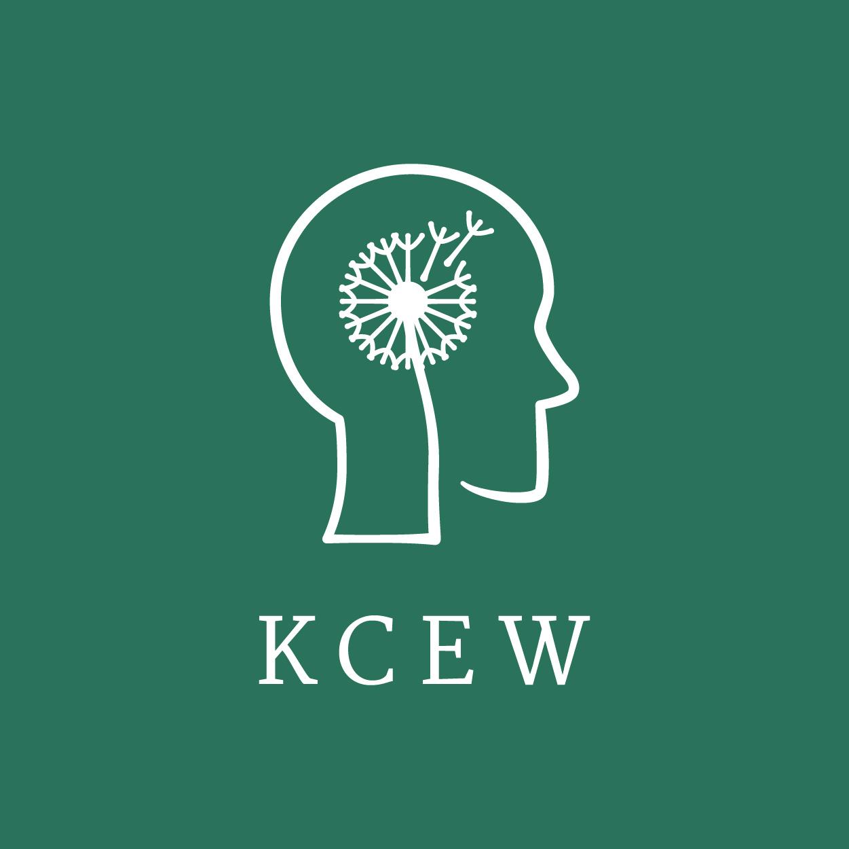 KCEW-LOGO-_SquareKCEW-WhiteonTeal 300x300.jpg