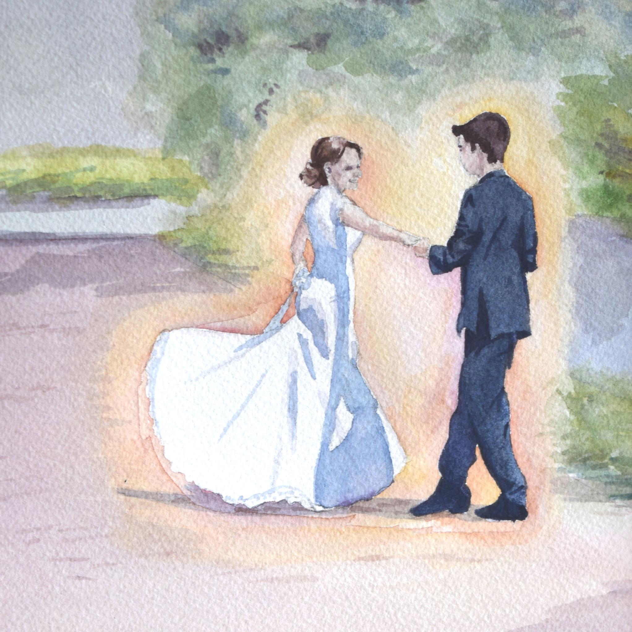 Watercolor -