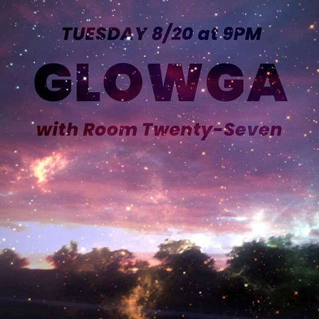 ✨ Attention UNCA students! Have you ever dreamt of practicing yoga under the light of the stars, surrounded by friends, glow sticks, and glow paint, all while being serenaded by the sweet sounds of an indie rock band? 🧘🏼‍♀️✨🧘🏼‍♂️ Have we got the event for you. Join us for GLOWGA! 🧚‍♀️✨🤸‍♂️ Tomorrow night at 9:30pm on UNCA Intramural Field. ✨ Namaste.