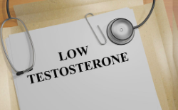 Low testosterone can be helped through diet, nutrition, and lifestyle changes