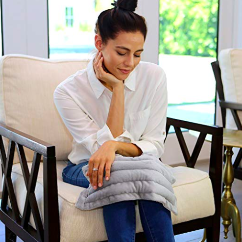 Heating Pad for post-retrieval - This heating pad is microwavable and is amazing for post-retrieval discomfort. Your ovaries got poked and prodded, and may let you know that they are unhappy post-retrieval. The heat may help. Check it out here