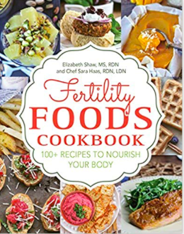Fertility Foods Cook book - Cooking is a great way to keep your mind off of things during the 2ww, and is also an awesome way to make sure your body is getting what it needs to support your fertility and (hopefully) and pregnancy! This cookbook was written by dietitian colleagues and is fabulous, but you can pick any cookbook you are eyeing. check it out here