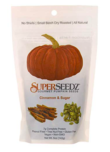Pumpkin Seed Snacks - Pumpkin seeds are an excellent source of zinc. Research has suggested that your zinc to copper ratio may play a role in IVF success. Upping your zinc intake helps your copper to zinc ratio, and snacking on these yummy pumpkin seeds is a great way to do this.  You can also treat yourself to some oysters for a zinc boost…just make sure they are cooked!  Try the pumpkin seeds here