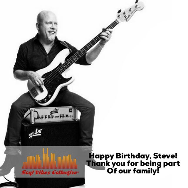 Happy birthday @sfbassplr !!!! We hope your birthday is as bad ass as you amd your talent!