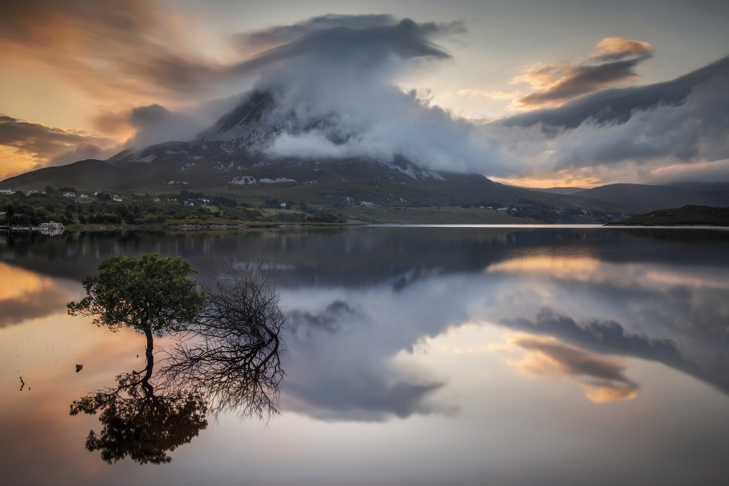 Smoky Mountain, Mount Errigal, Donegal