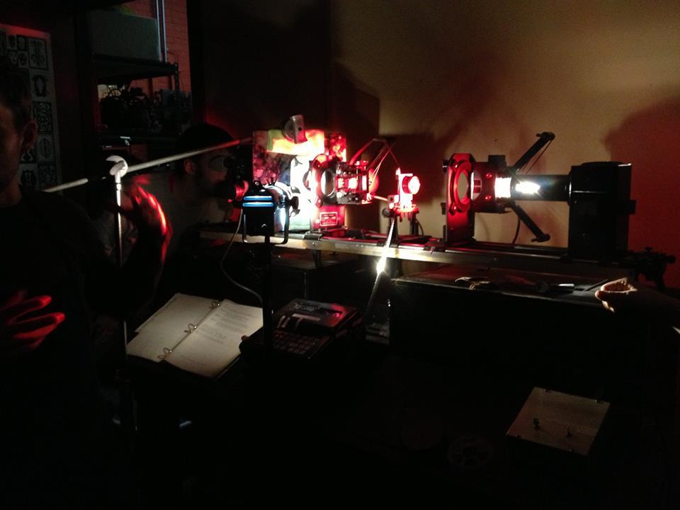 JK Optical Printers