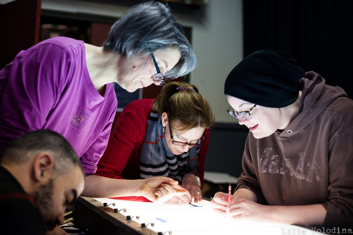 Direct Animation Workshops
