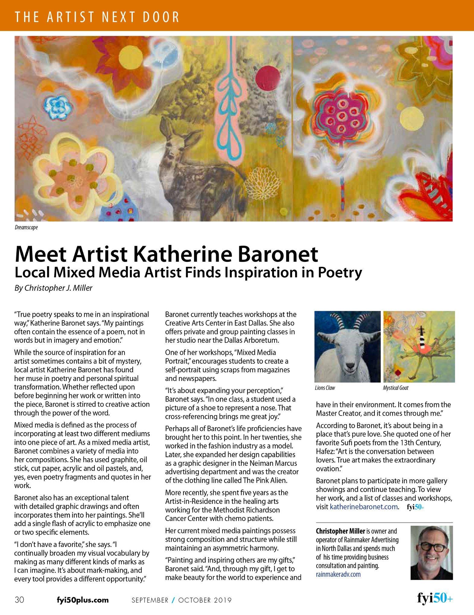 fyi 50 artical on Katherine Baronet.jpg