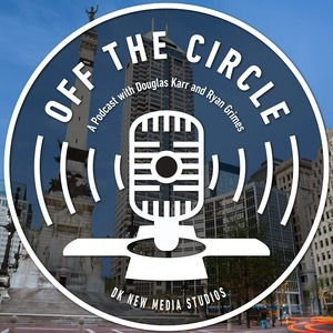 LISTEN TO EPISODE 35 of the Off The Circle Podcast FEATURING Harry HOWE -