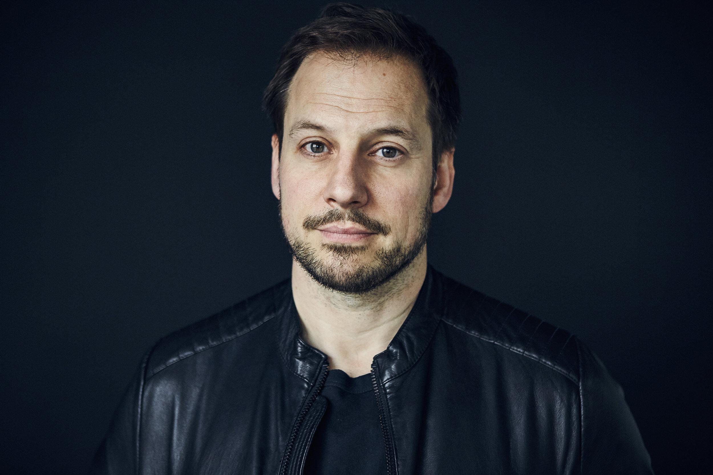 Alexander Jaggy, Mitgründer und Geschäftsführer Kreation der Agentur Thjnk Zürich.