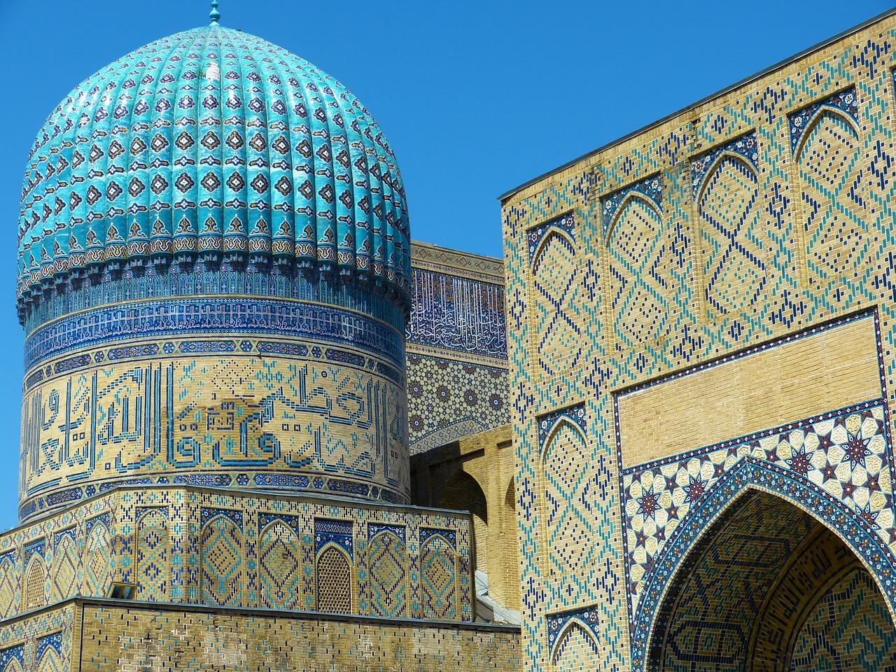 La Moschea di Bibi Khanum