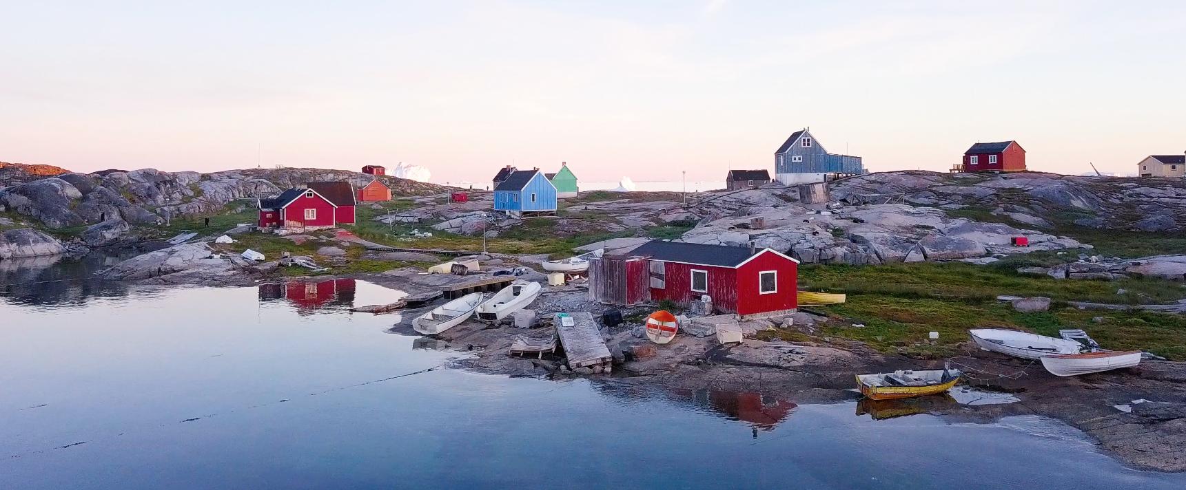 Villaggio Inuit