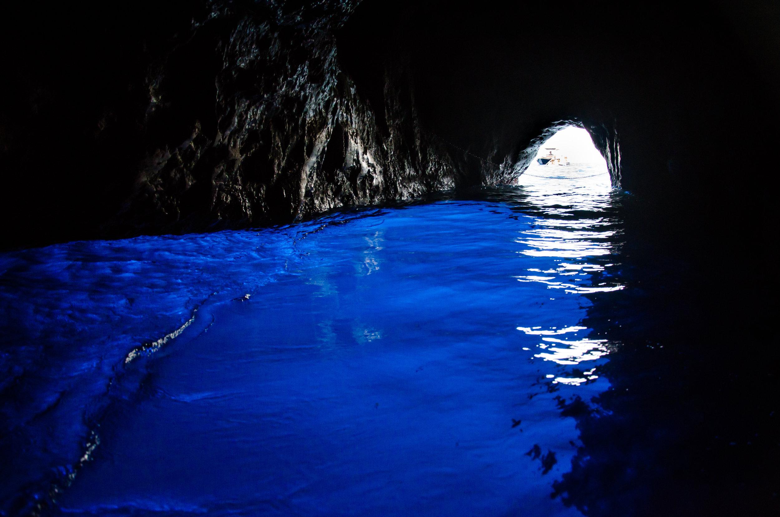 La Grotta Azzurra
