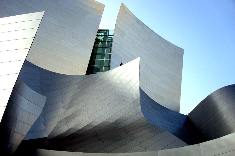 Il Walt Disney Concert Hall