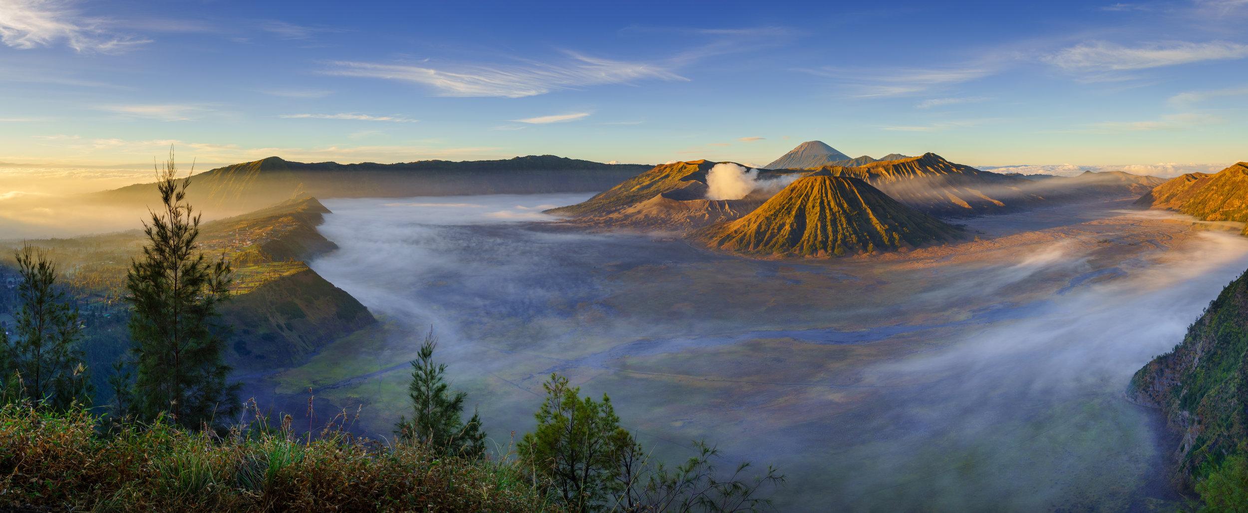 Il Vulcano Bromo