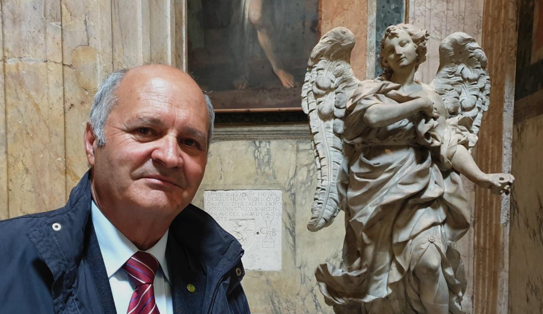 Il Presidente Guido Vacca (foto di Benedetta Kim)