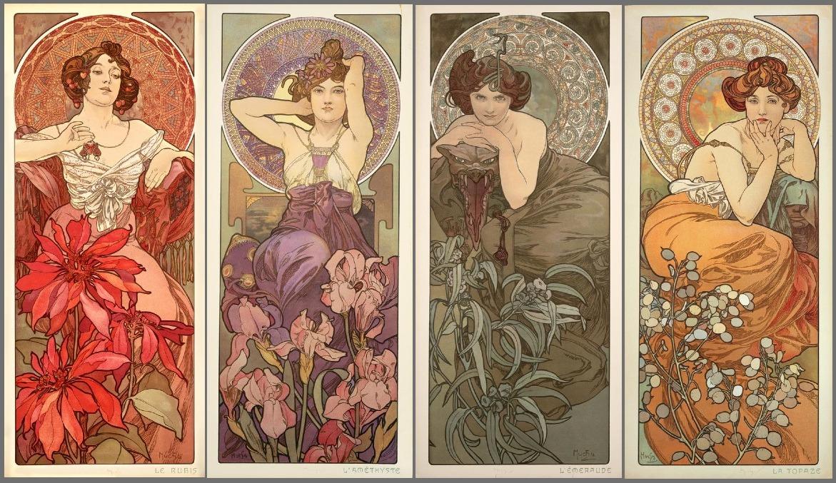 I fiori (serie), 1898