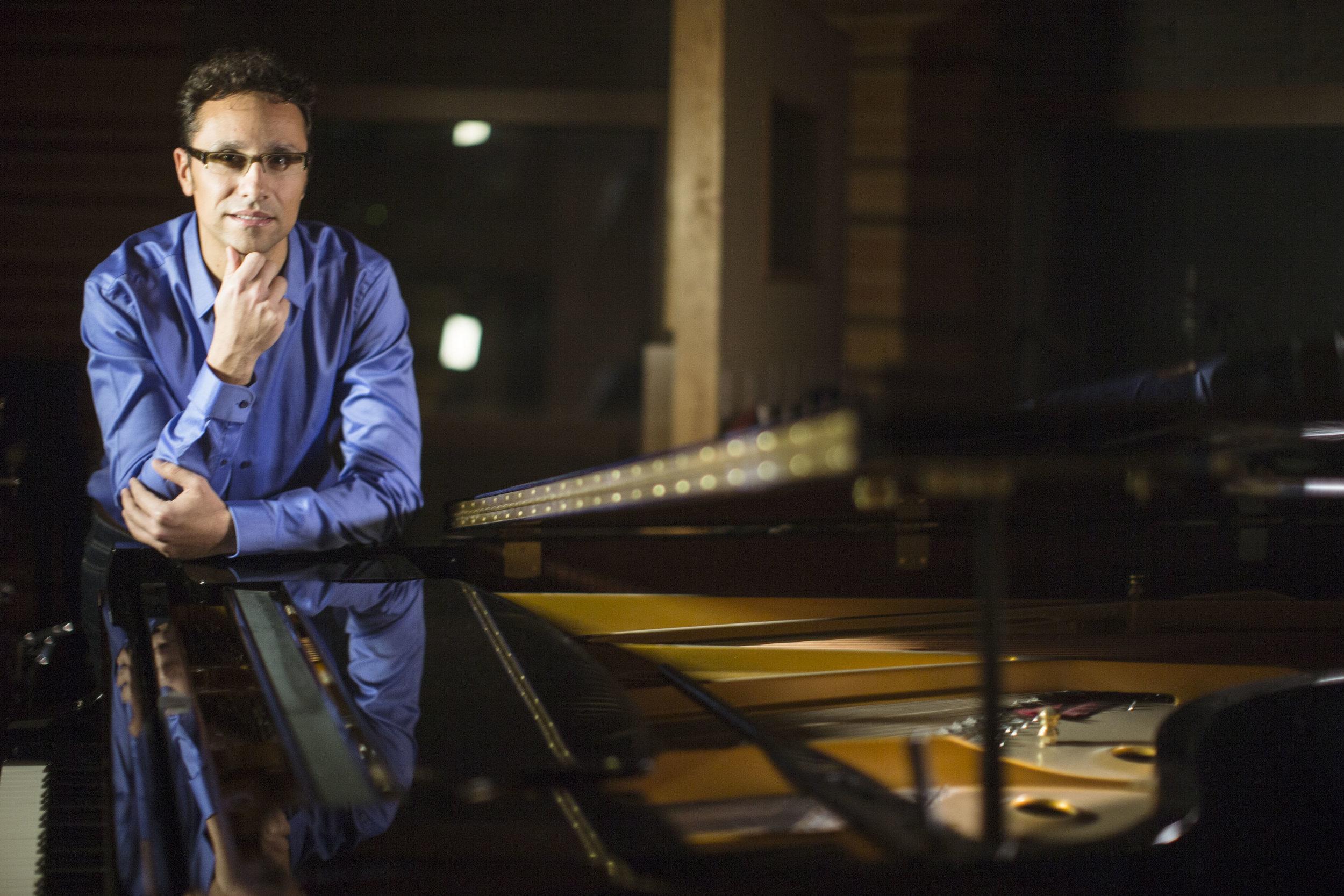 Francesco Ercolani, Direttore del Coro Italiano Officiale in Spagna 1.jpg
